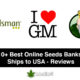 Best Online Seed Banks that ships to the USA