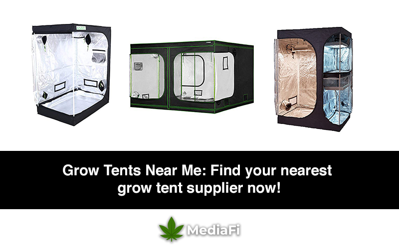Grow Tents Near me