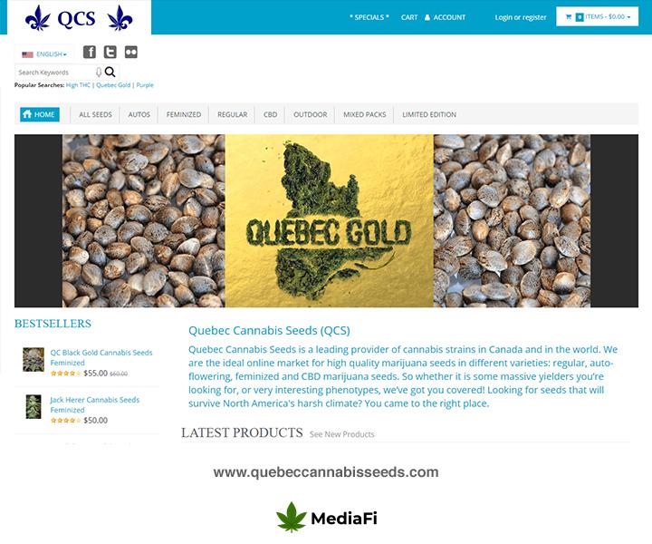 Quebec Cannabis Seeds Review