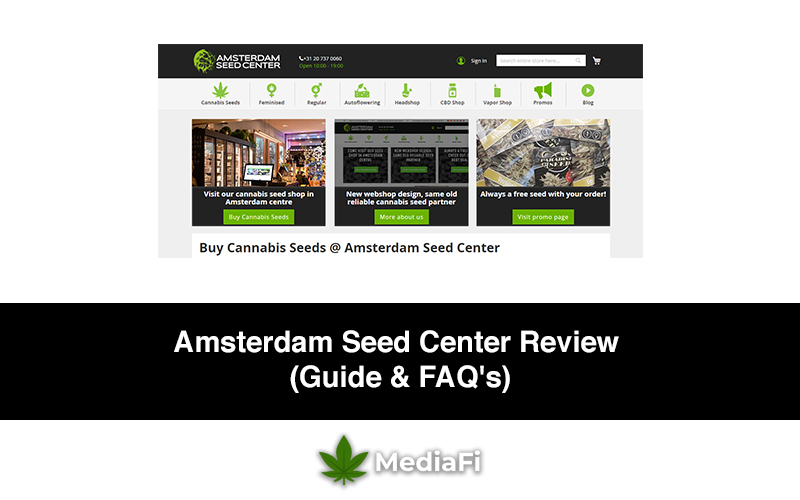 Amsterdam Seed Center Review