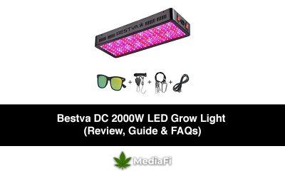 Bestva DC 2000W LED Grow Light