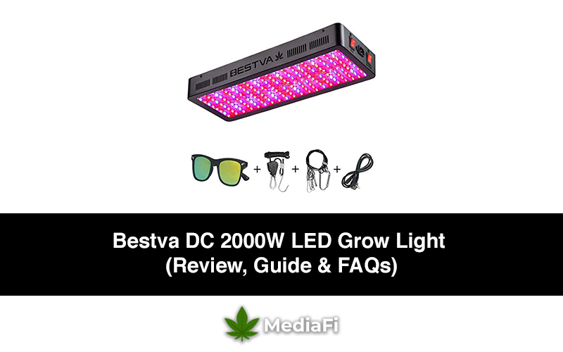 Bestva DC 2000W LED Grow Light