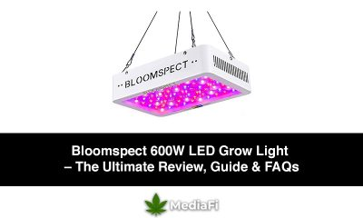 Bloomspect 600W LED Grow Light