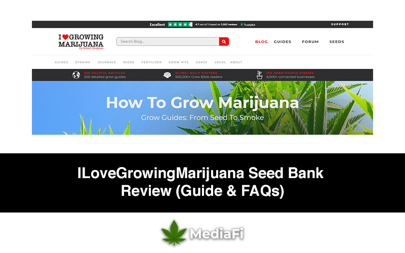 ILGM Seed Bank Review