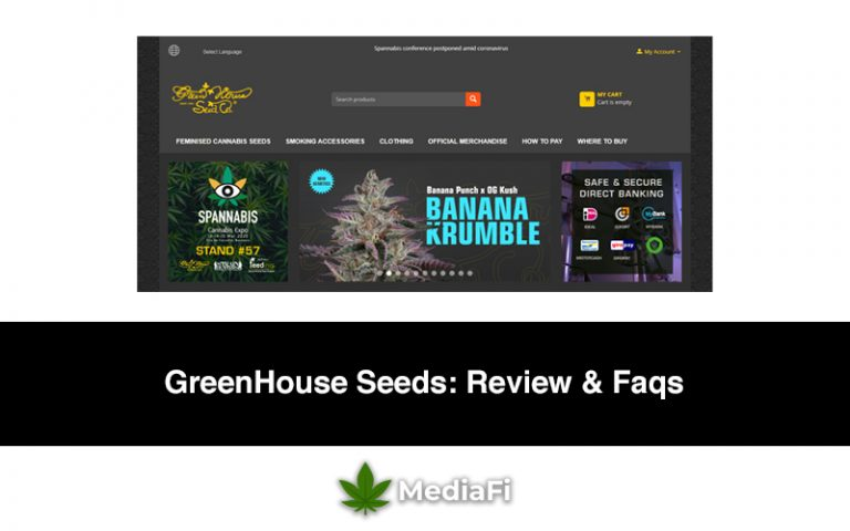 GreenHouse Seeds Review