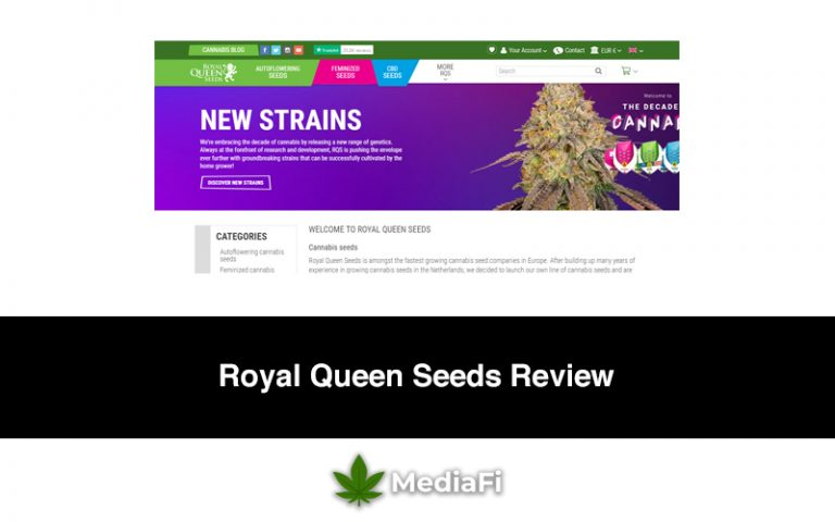 Royal Queen Seeds Review