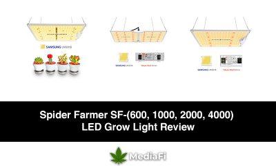 Spider Farmer SF Led Grow Lights