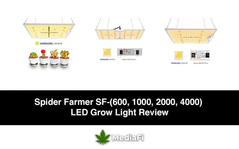 Spider Farmer SF Led Grow Lights