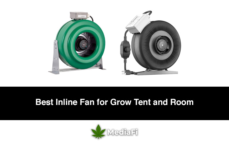Best Inline Fan for Grow Tent and Room
