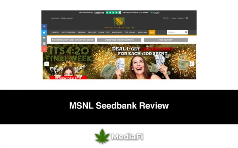 MSNL Seedbank