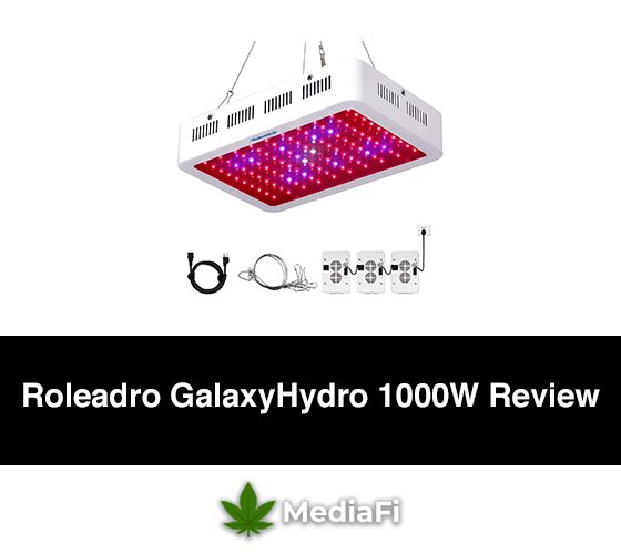 Roleadro GalaxyHydro 1000W Review