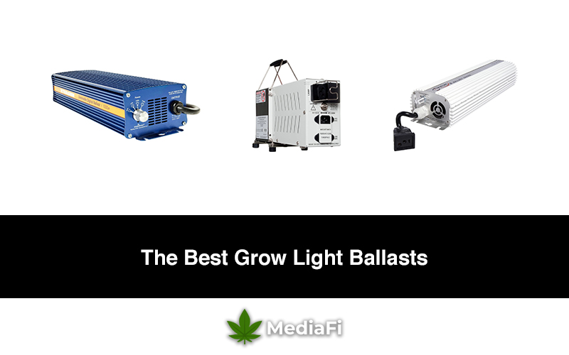 The Best Grow Light Ballasts